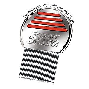 Assy 2000, Läusekamm aus Metall