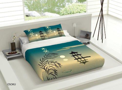 TSUKI Juego Funda Nórdica OSOKU cama 150 / Zen Chillout