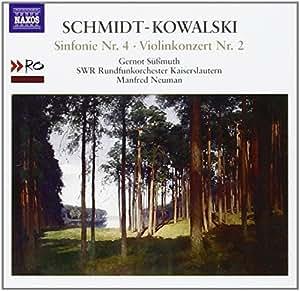 Sinfonie 4/Violinkonzert 2