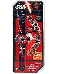 Star Wars - Disney Reloj digital con proyector 1027-64127