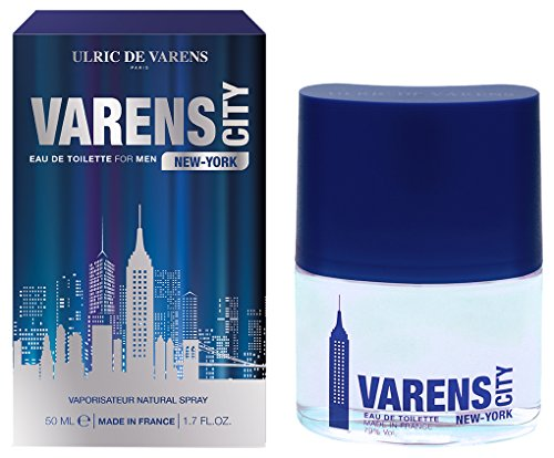 Ulric de Varens City New York Eau de Toilette 50 ml