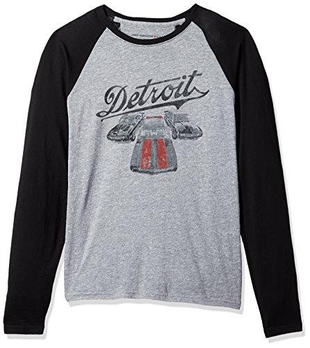 John Varvatos Star USA Men's Detroit Cars Graphic T-Shirt