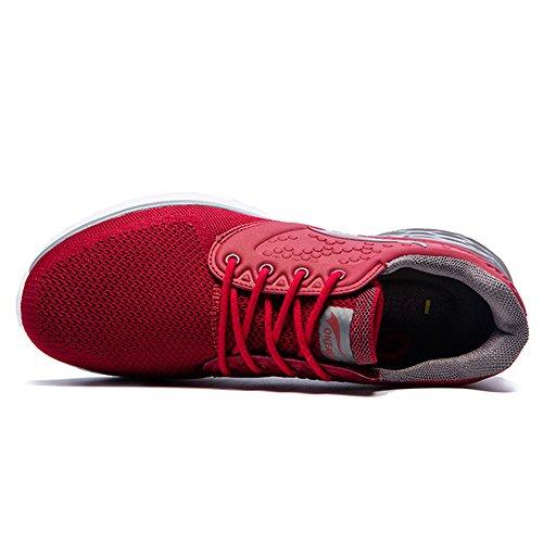 Running Scarpe Palestra Sportive Pizzo Profondo Scarpe Jogging Di Donna Aria Concorrenza Da Tennis Onemix Scarpe Da Corsa Rosso Fitness Trail Uomo Era nZ7q8PnBOw