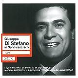Giuseppe Di Stefano A San Francisco En 1950