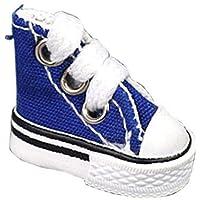 Leap-G Chaussure De Touche Réaliste, Mini-Chaussure Artisanale Pendentifs De Sneaker Préférés Chaussure De Planche À…