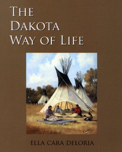 events rituals and culture of the dakota people in waterlily by ella cara deloria
