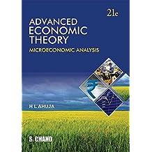 Pdf hl ahuja microeconomics