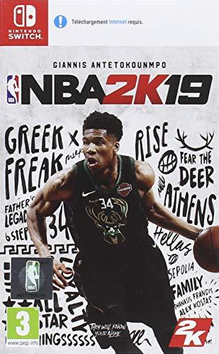 NBA 2K19 [Edizione: Francia]