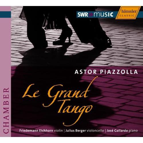 Las 4 Estaciones portenas (The Four Seasons) (arr. J. Bragato for piano trio): IV. Invierno Portena