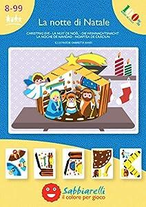 Sabbiarelli 100al0559álbum La Noche de Navidad 3D