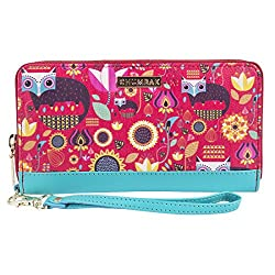 Chumbak Fox in The Garden Long Wallet
