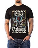 Bullet For My Valentine T Shirt Raven Band Logo Nue offiziell Herren