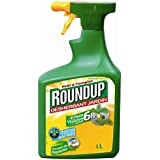 Scotts Roundup - Desherbant Roundup Pulve 1L