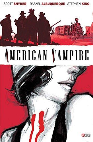 Portada de American Vampire