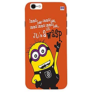 Wosp Minions - Mobile Back Case Cover For Apple Iphone 7 Plus