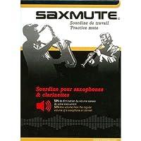 Saxmute - Sordina para saxofón alto