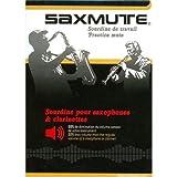 Saxmute Dämpfer f. Altsaxophon