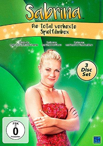Sabrina - Die total verhexte Spielfilmbox (3 Discs) [Exklusiv bei Amazon]