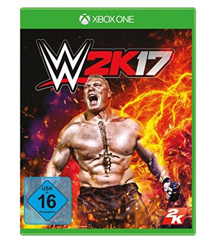 WWE 2K17 - [Xbox One] (Xbox One Spiele Verkauf)