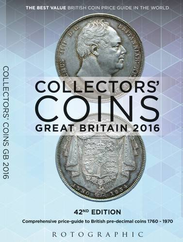 Collectors' Coins: Great Britain 2016: British Pre-Decimal Coins 1760 - 1970 Test