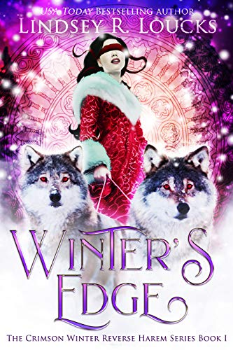 Winter's Edge (The Crimson Winter Reverse Harem Series Book 1) (English Edition) -