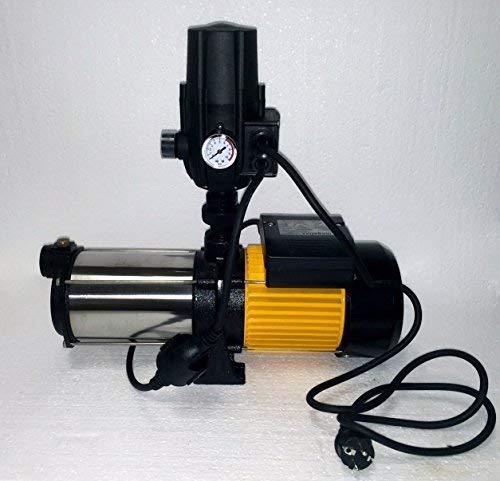 megafixx HMC6SC-G94174 Kreiselpumpe 1350 Watt bis 6,5 Bar + Güde 94174 Druckschalter