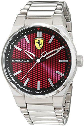 Orologio Analogico al Quarzo da Uomo, Scuderia Ferrari, 0830357