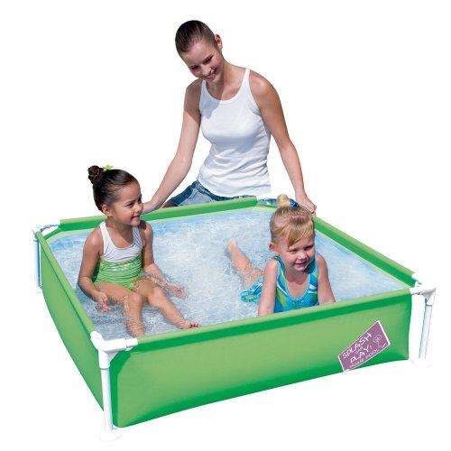 122cm Rahmenpool Frame Pool Schwimmbecken Planschbecken Kinderpool Swimmingpool