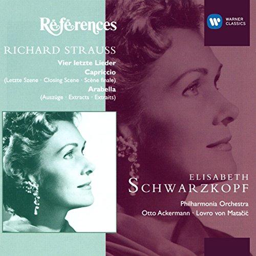 R.Strauss: Vier letzte Lieder ...