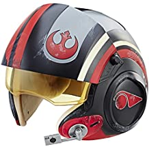 Star Wars - Casco electrónico BS Poe (Hasbro C1441EU6)