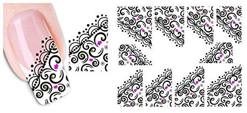 nicedeco-trasferelli-e-autoaderenti-adesivi-decorazioni-per-unghie-diy-nail-arte-disegno-floreale-lu