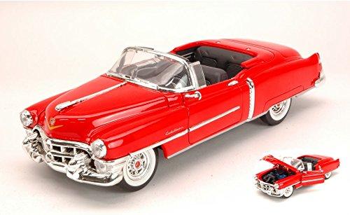 cadillac-eldorado-convertible-1953-red-124-welly-auto-stradali-modello-modellino-die-cast