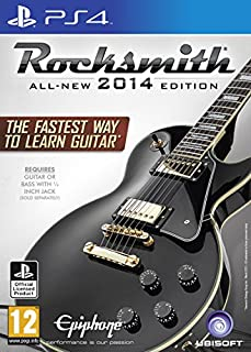 Rocksmith 2014 Edition with Real Tone Cable (PS4) (B00KJGJPU6) | Amazon price tracker / tracking, Amazon price history charts, Amazon price watches, Amazon price drop alerts