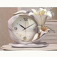 oofyhome wanduhr moderne einfache persnlichkeit uhr mode kunst uhr tischuhr stille nicht tickende uhr wanduhr - Tickende Uhr Schlafzimmer
