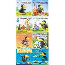 Pixi-Bundle 8er Serie 193: Der kleine Rabe Socke