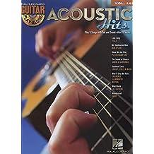 Guitar Play-Along Vol.141 Acoustic Hits + CD