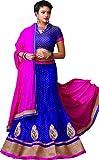 Melluha Women's Net Lehenga Choli(ml-005...