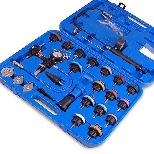 27-pezzi-attrezzi-auto-van-auto-motore-radiatore-rad-refrigerante-sistema-di-raffreddamento-per-test