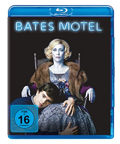 Bates Motel - Season 5 [Blu-ray] (3 Bates Staffel Motel)