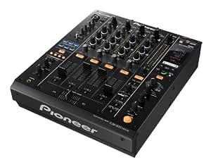 Pioneer DJM-900NXS DJ-Mixer - Audio-Mixer (20 - 20000 Hz)