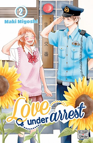 Love under Arrest T02 par Maki Miyoshi