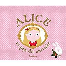 ALICE AU PAYS DES MERVEILLES (COFFRET)