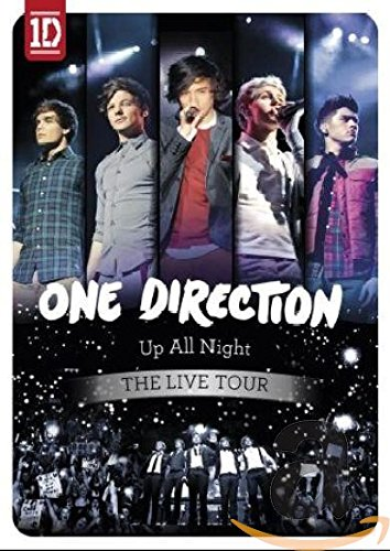 One Direction - Up All Night: The Live Tour (One Direction Live-dvd)