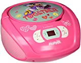Lexibook RCD108MN Disney Radio CD Player