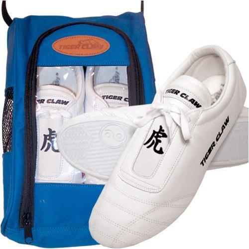 Tiger Claw Martial Art Schuhe, weiß - Boxing Weiß Schuhe