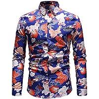 ¡Gran promoción!Camisas de los Hombres Rovinci Otoño Invierno Primavera Moda Casual Manga Larga Musculoso Sólido Básico Blusas Sólidas Tops Pullover