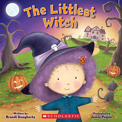The Littlest Witch (a Littlest Book) (Halloween 5 Jamie)