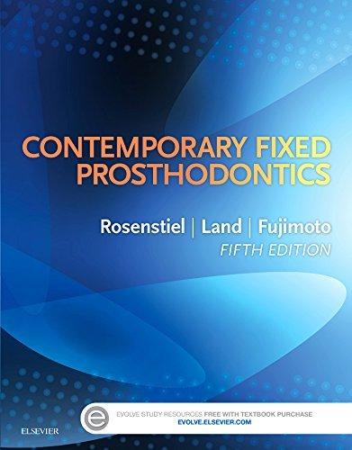 Contemporary Fixed Prosthodontics, 5e by Stephen F. Rosenstiel BDS MSD (2015-09-25)