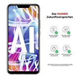 Huawei Mate20 lite Dual Nano-SIM Smartphone BUNDLE (16 cm (6.3 Zoll), 64GB interner Speicher, 4GB RAM, 20MP + 2MP Kamera, Android 8.1, EMUI 8.2) Platinum Gold [Exklusiv bei Amazon] - Deutsche Version