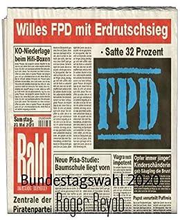 bundestagswahl 2020 karte Bundestagswahl 2020 eBook: Roger Reyab: Amazon.de: Kindle Shop